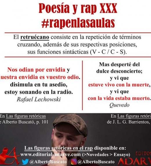 Figuras retóricas en el rap español del siglo XXI