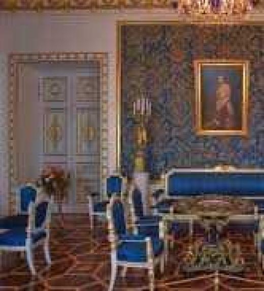 Palacio situado en la ciudad de San Petersburgo (Rusia) propiedad de la familia Yusupov
