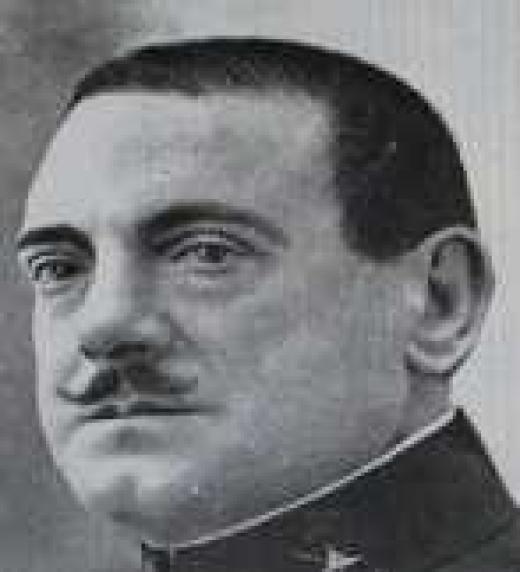 Martínez Anido, Gobernador civil