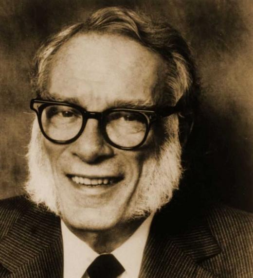Foto del autor/a Isaac Asimov