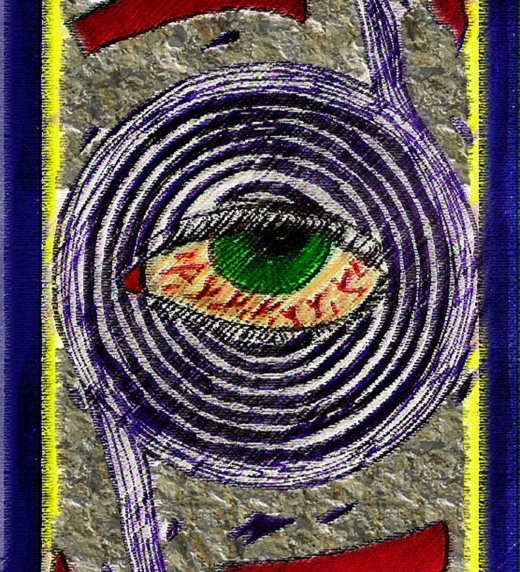 "Imagen del poema ""Nebulosa Alcohólica Esencial""."
