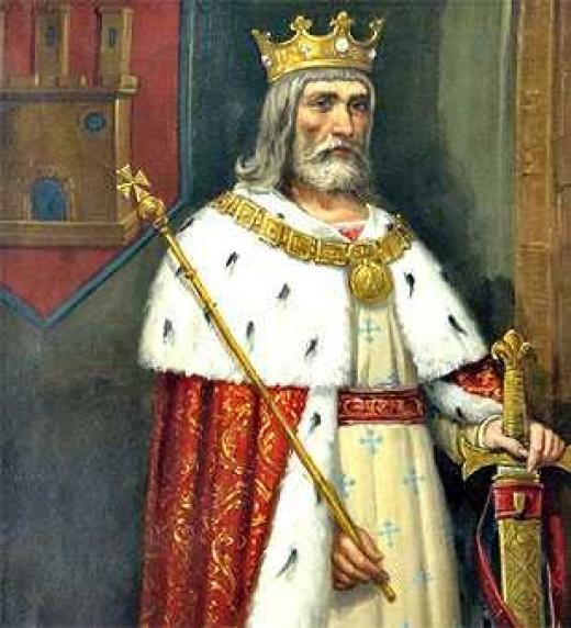 Alfonso XIII, El Noble, rey de Castilla entre 1158 y 1214. Derrotó a los almohades en la Batalla de Navas de Tolosa.