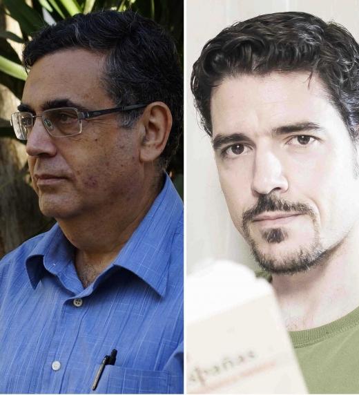 Foto del autor/a Juan Vicente Caballero Sánchez y Rafael Medina Borrego