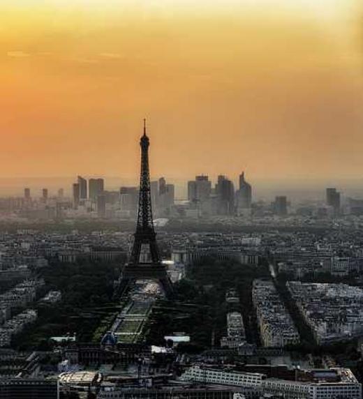 París como escenario de esta historia