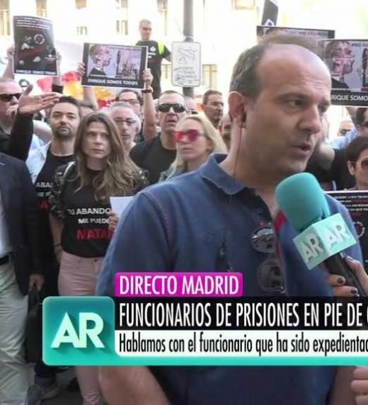 Crisis en las prisiones españolas por la dejadez del ministerio del interior. Ana Rosa Quintana.