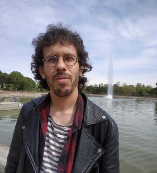 Foto del autor/a Gustavo Sierra Fernández