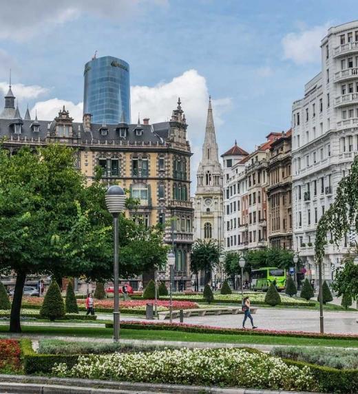 Bilbao como escenario de una catástrofe social y tecnológica