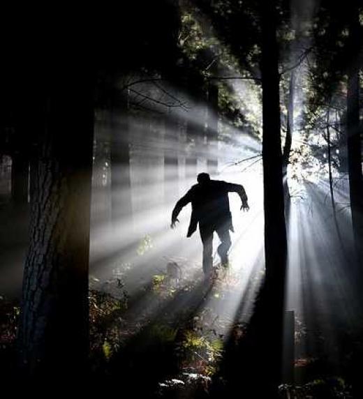 Desde la oscuridad, malignas criaturas vienen a por ellos