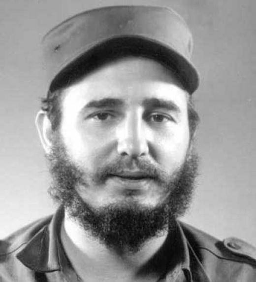 Fidel Castro, joven guerrillero