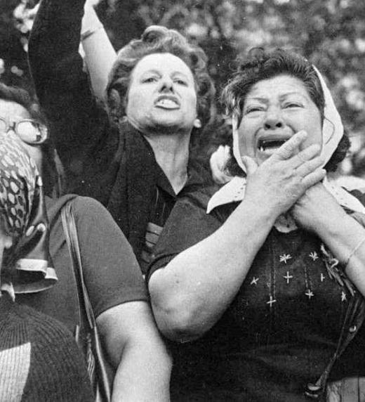 Ante el sinnúmero de desaparecidos, las madres protestan exigiendo conocer el paradero de sus hijos.