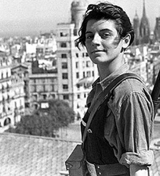 La represión de género durante la posguerra española