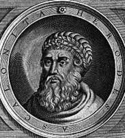Herodes, el grande, reinó entre los años 37 a. C. y 4 a. C.? en calidad de vasallo de Roma.???