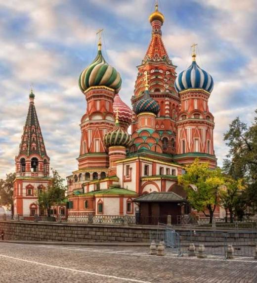 La novela nos llevará de viaje por Rusia y otros países