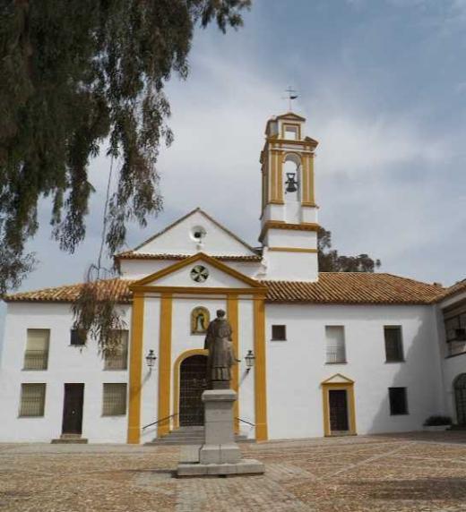 Convento de Escalaceli en la sierra cordobesa