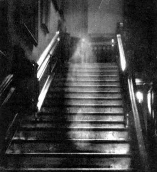 Según la leyenda, un fantasma habita en la torre