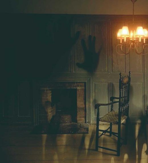 Almas en pena, fantasmas prisioneros en Hotel Paradis