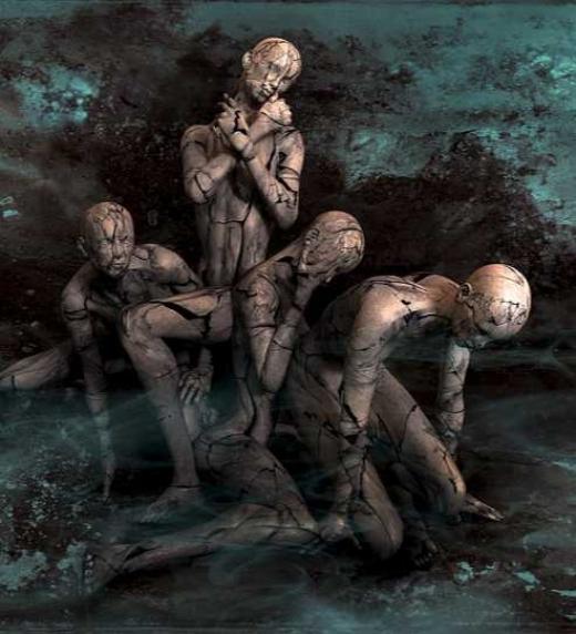 Surgirán poderosas las malditas, una a una las cadenas se romperán.