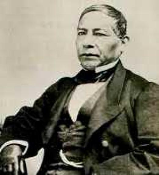 abogado y político mexicano, de origen indígena, presidente de México en varias ocasiones, del 21 de enero de 1858 al 18 de julio de 1872.? Se le conoce como el «Benemérito de las Américas».