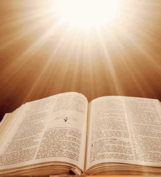 La Biblia; palabra de Dios