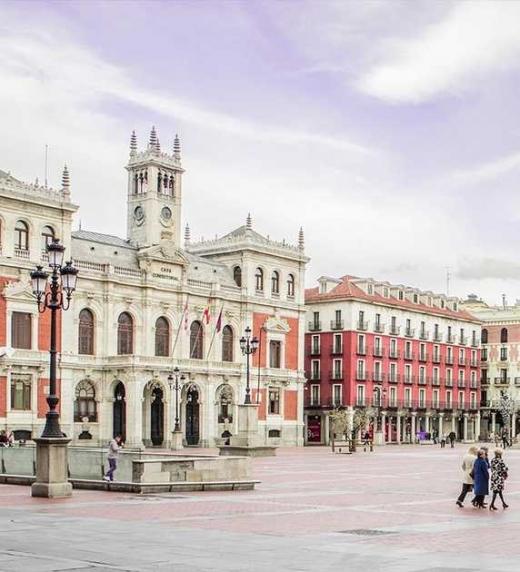 Valladolid, ciudad donde se ambienta la obra