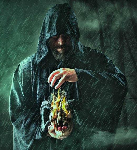 Nicolai Bestru usará todos sus poderes para hacer que su hija permanezca en la Isla de las Águilas, aunque eso implique el uso de magia negra.