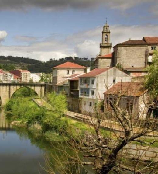 En 1947, Ribadavia fue declarada Conjunto Histórico Artístico. La razón de tal calificativo salta a la vista del viajero. Asentada sobre el margen derecho del río Avia y muy cerca del Miño, la localidad ourensana tiene uno de los cascos urbanos histó