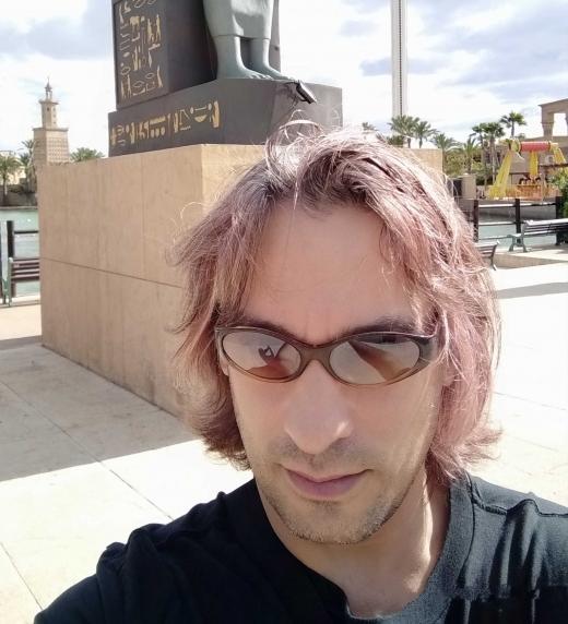 Foto del autor/a Antonio Jiménez Lorca