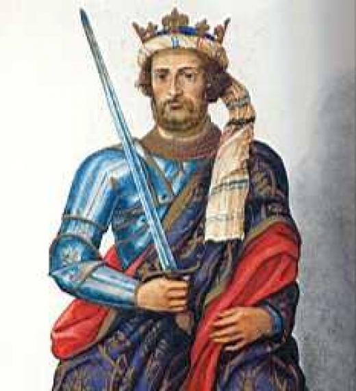 Pedro I de Castilla, el Cruel.