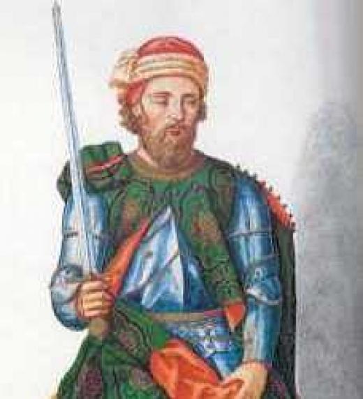 Enrique de Trastámara, el Fratricida.