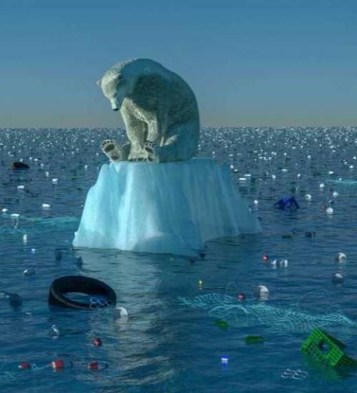 El cambio climático es consecuencia del mal vivir e irresponsabilidad del ser humano.