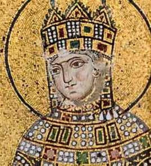 Zoe fue una de las pocas emperatrices bizantinas porfirogéneta? (que quiere decir «nacido/a en la púrpura»), es decir, como hija legítima de un emperador reinante nacida en la cámara púrpura especial del palacio de Bucoleón de los emperadores bizanti
