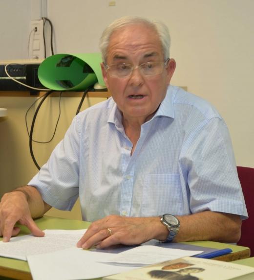 Foto del autor/a José Antonio Peña Martínez