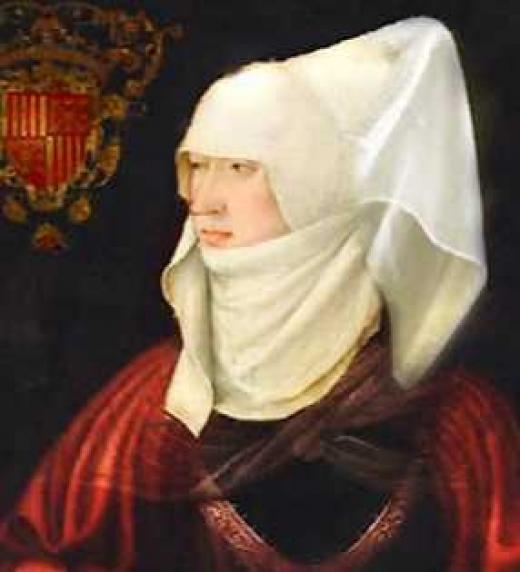Blanca I de Navarra, perteneciente a la dinastía de Évreux, fue reina consorte de Sicilia entre 1401-1409, y reina propietaria de Navarra desde 1425 hasta su muerte.
