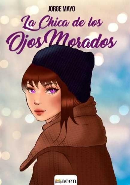 La chica de los ojos morados por Jorge Mayo