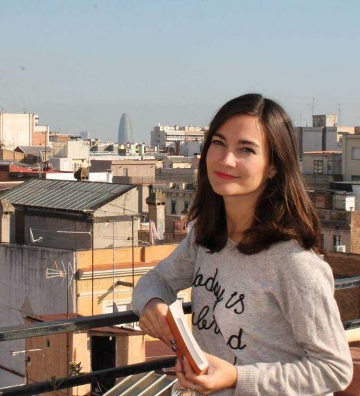 Foto del autor/a Laura Márquez García