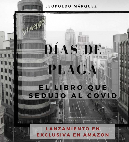 Días de Plaga: el libro que sedujo al covid