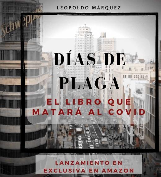 Días de Plaga: el libro que matará al covid