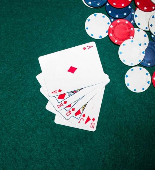 La adicción al juego destruye la vida de mucha gente.