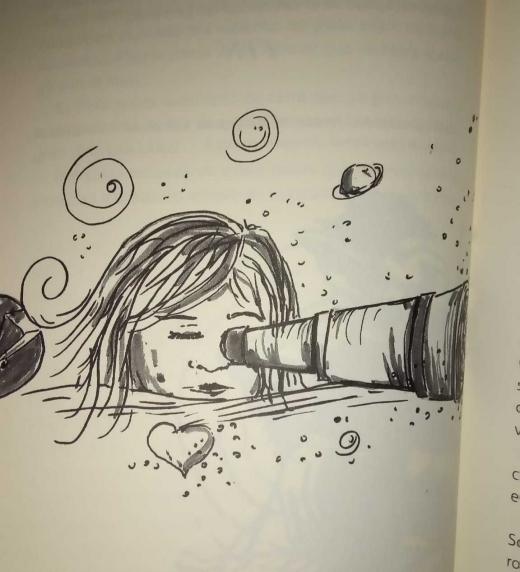 Ilustración del Cuento corto Cuento Gris