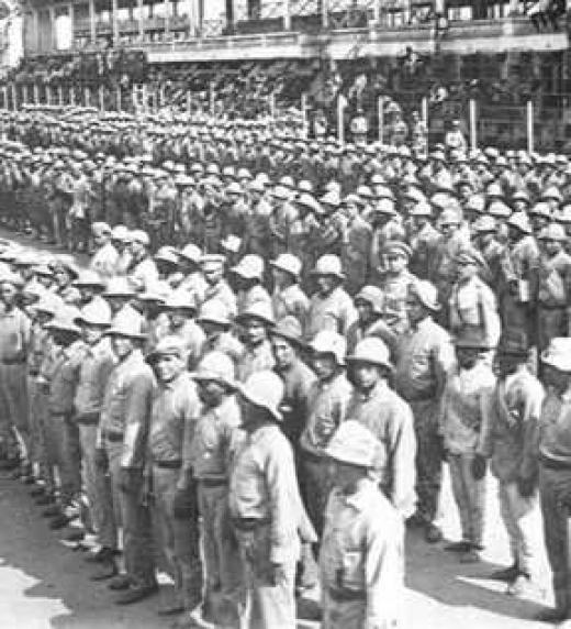 En los tres años de duración, Bolivia movilizó 250.000 soldados y Paraguay 120.000, que se enfrentaron en combates en los que hubo gran cantidad de bajas (60.000 bolivianos y 30.000 paraguayos) y gran cantidad de heridos, mutilados y desaparecidos.