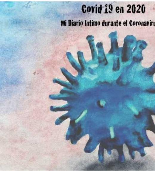 Acuarela de virus por Pelís