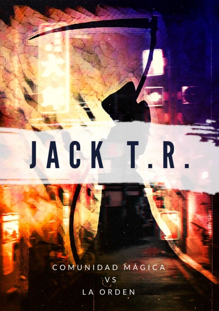 Jack T.R. por Eva Tejedor