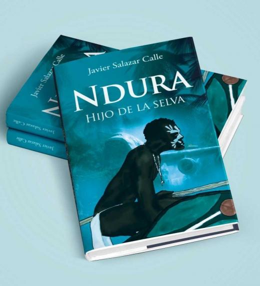 Libro Ndura. Hijo de la selva