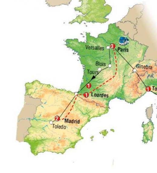 Tras matar a un yankee, Pablo y Germán escapan a Francia