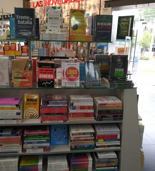 El Libro Líder de Líderes en las mejores librerías de México