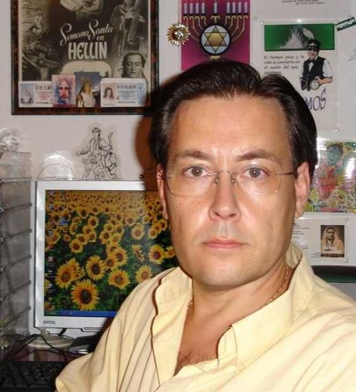Foto del autor/a José Antonio Iniesta