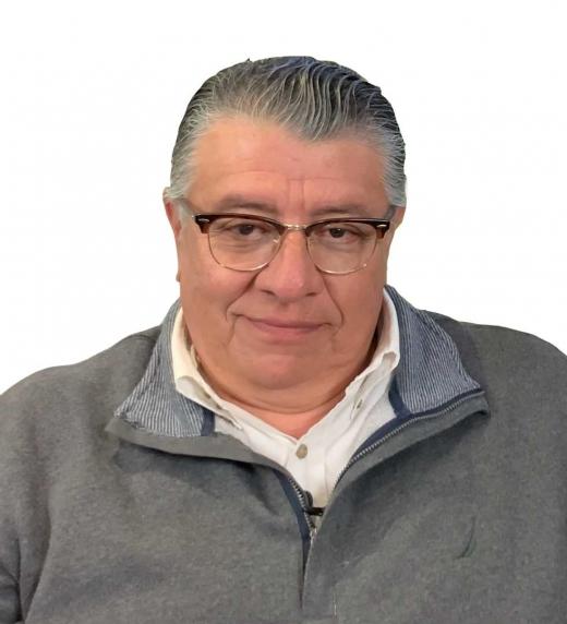 Foto de Juan Antonio, autor del libro. Ex alto ejecutivo de una empresa multinacional