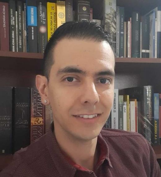 Foto del autor/a Jorge Iván Ortiz