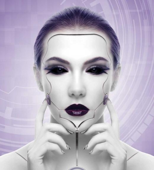 En el futuro, habrá mujeres y hombres robóticos con una gran inteligencia artificial que se encargarán de regir el destino de los seres humanos.