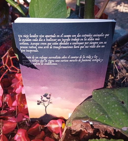 «LOS MONSTRUOS DE LA BASURA (LA FANTÁSTICA HISTORIA DE LOS APITRONES)» brote de árbol del amor. 2ª edición. Julio A. Manday.